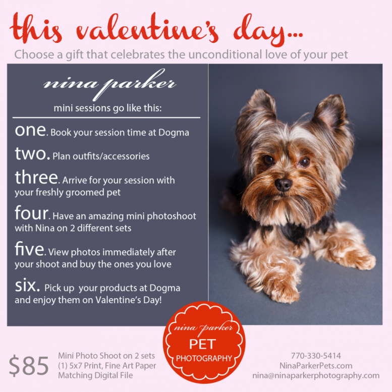 Valentines Day-Pet Minis-Sweet Charm